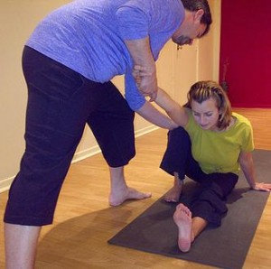 Yoga Therapy Halifax